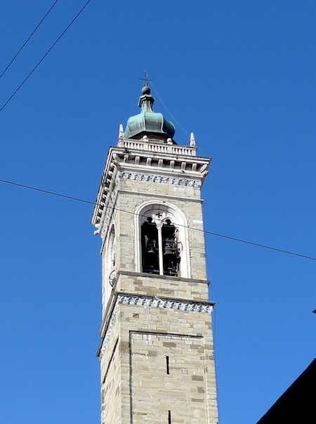 Санта Мария Маджоре колокольня