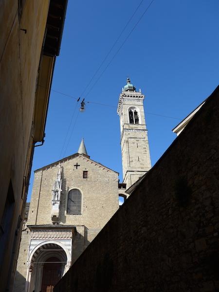 Санта Мария Маджоре Бергамо