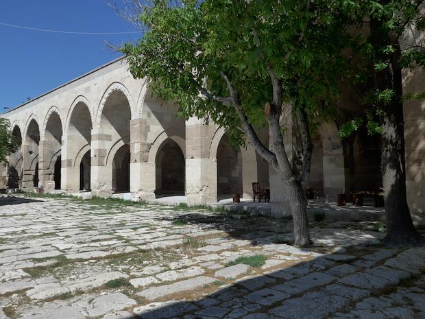 Султанханы - аркады