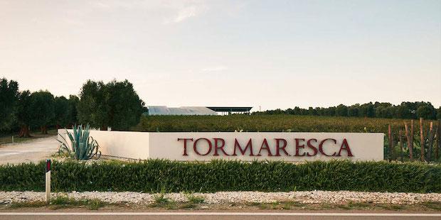 Tormaresca Апулия