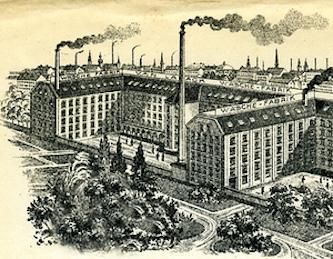 старая фабрика van Laack