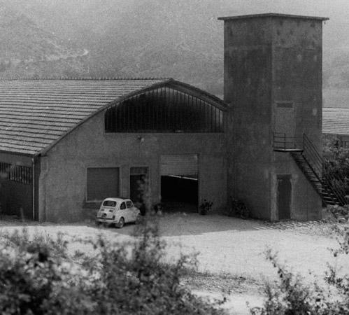 Старая фабрика Cariaggi