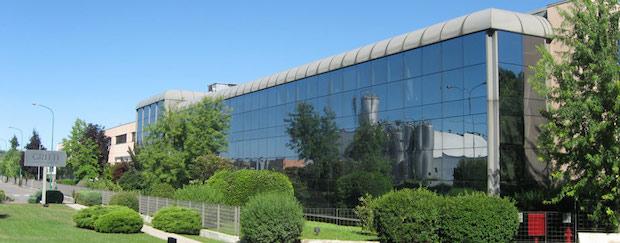фабрика по производству пуговиц
