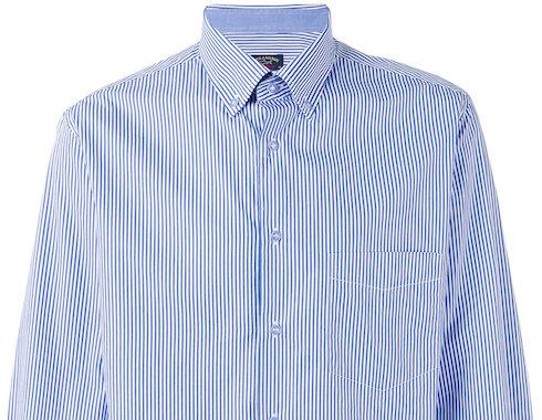 полосатая рубашка из Италии