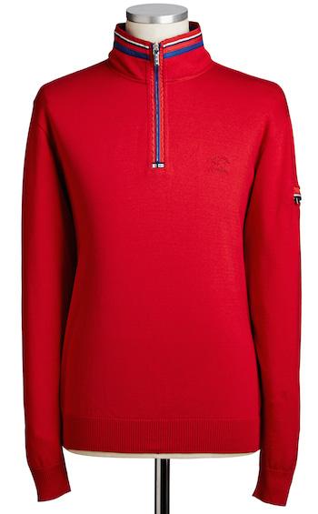 свитер бренда Paul & Shark