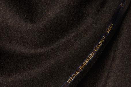 Vitale Barberis Canonico woolen ткань