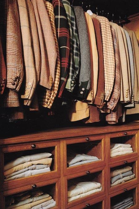 гардероб герцога Виндзорского