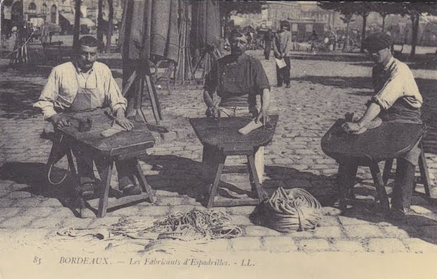 французское производство обуви