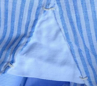 Рубашка G Inglese - ластовица