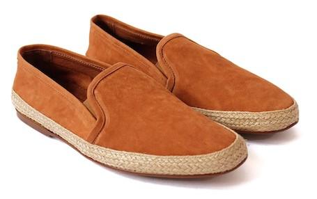 коричневая летняя обувь