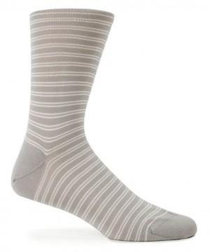 полосатые носки из Италии