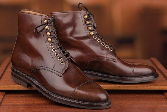Enzo Bonafe ботинки