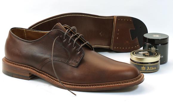 туфли - кожа анилиновая