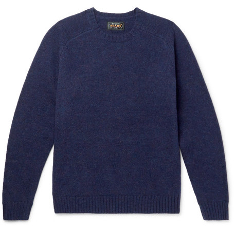 свитер бренда Beams Plus
