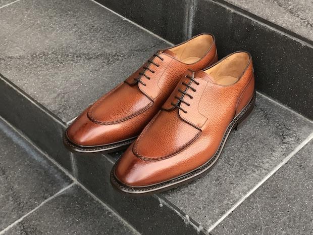 Рыжие туфли Португалия