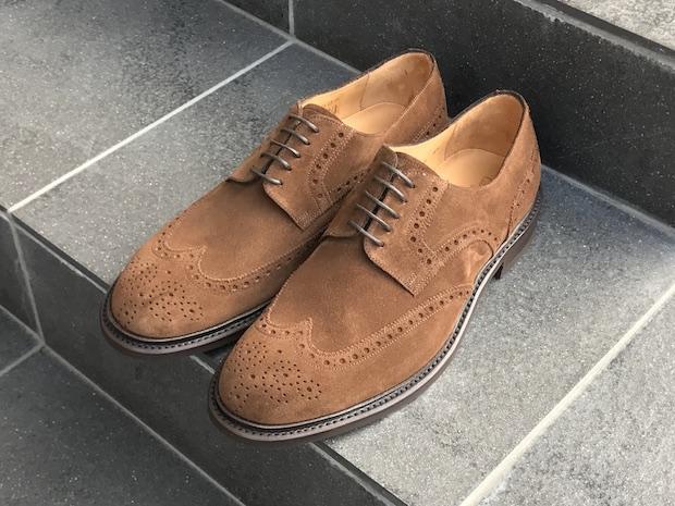 классические туфли из Португалии