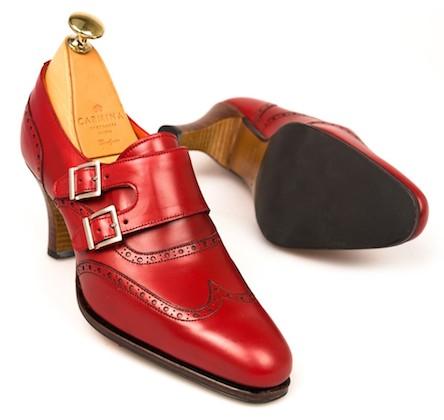 Carmina женские туфли на высоком каблуке