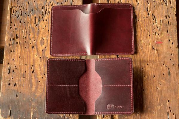 Ashland Leather бумажник