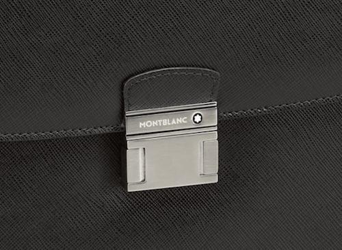 Montblanc черный портфель