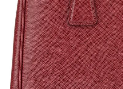сафьяновая кожа - сумка Прада