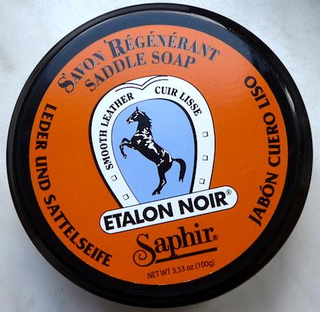 Мыло-очиститель Saphir Etalon Noir