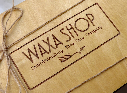 Коробка Waxa Shop
