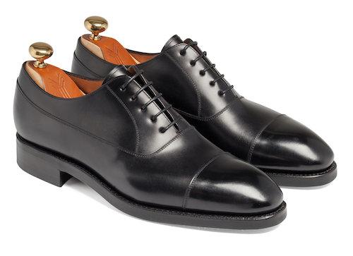испанские классические туфли