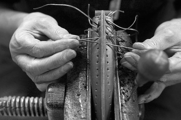 Сумка ручной работы из Италии