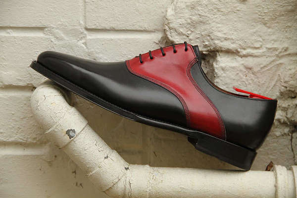 Stefano saddle shoes