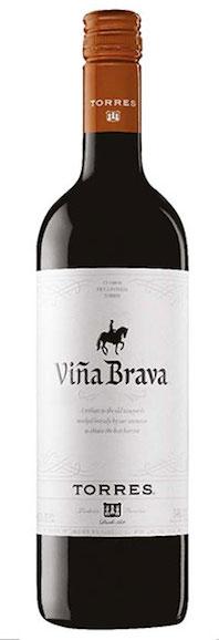 красное вино Vina Brava от Torres