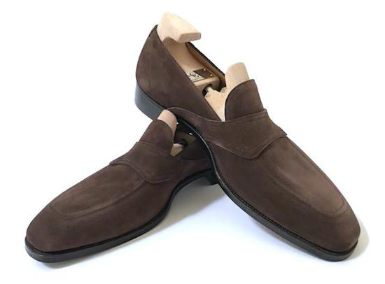 St Thomas loafers