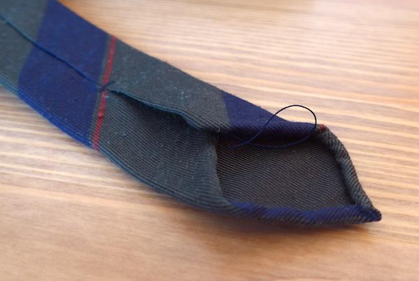 конец галстука