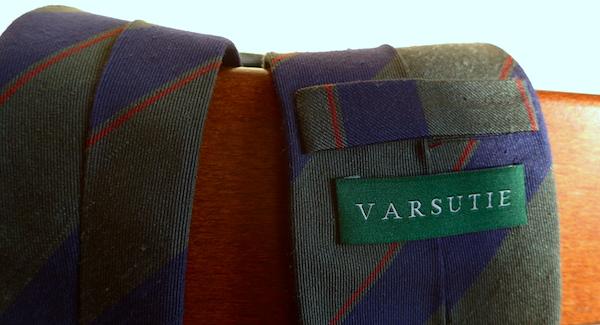 галстук бренда Varsutie