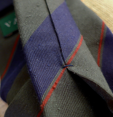 фактура галстука