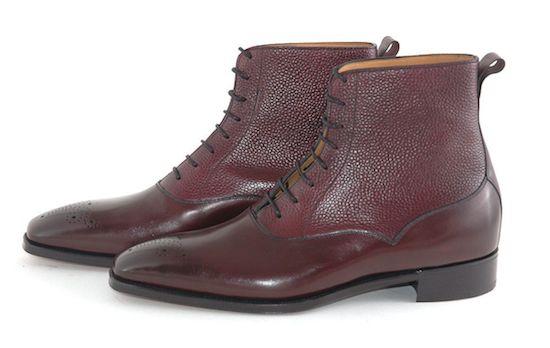 Wigmore boots