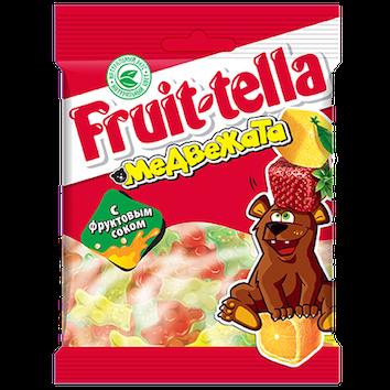 жевательный фруктовый мармелад