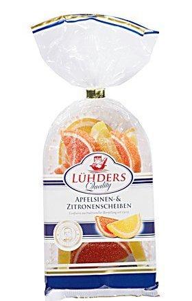 Luhders немецкий мармелад