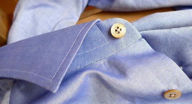 воротник рубашки Leo con Vanga