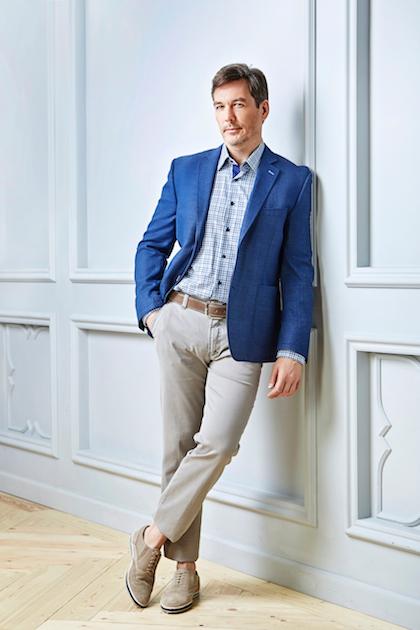 мужская одежда Otto Berg