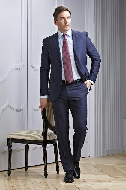 костюм марки Otto Berg
