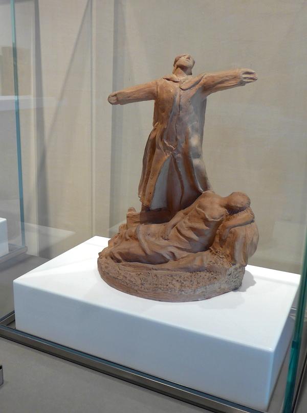 Скульптура Артуро Мартини