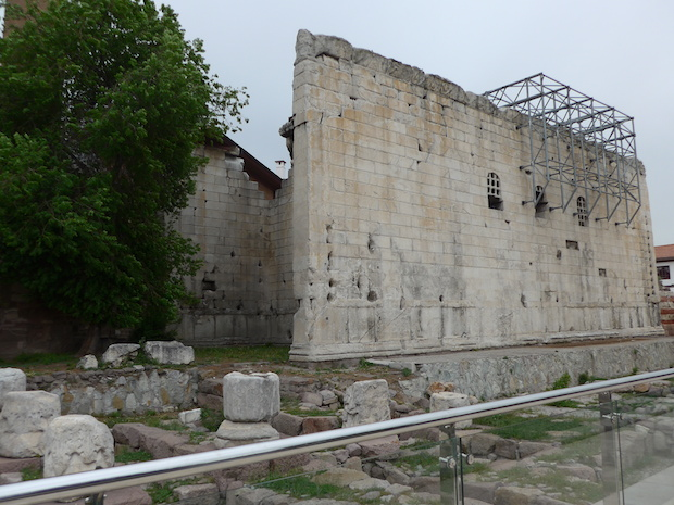 храм Августа в Анкаре