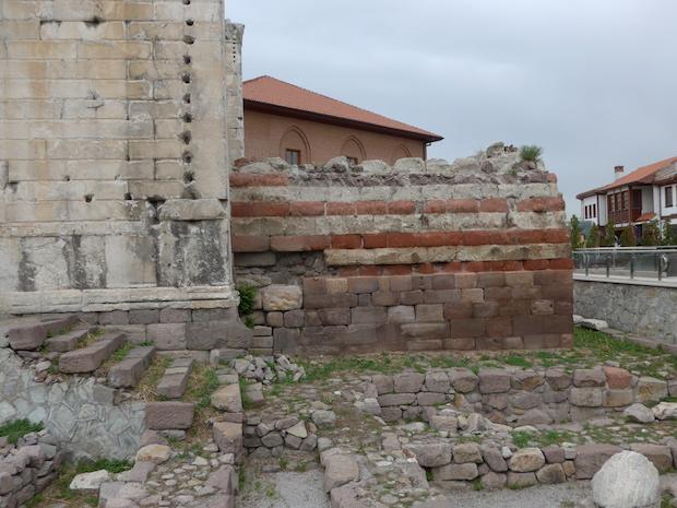 Римский храм Анкара