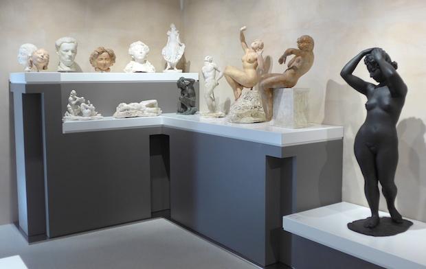 скульптуры Карло Конте