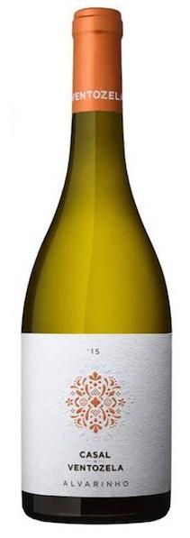 интересное вино из виньу верде