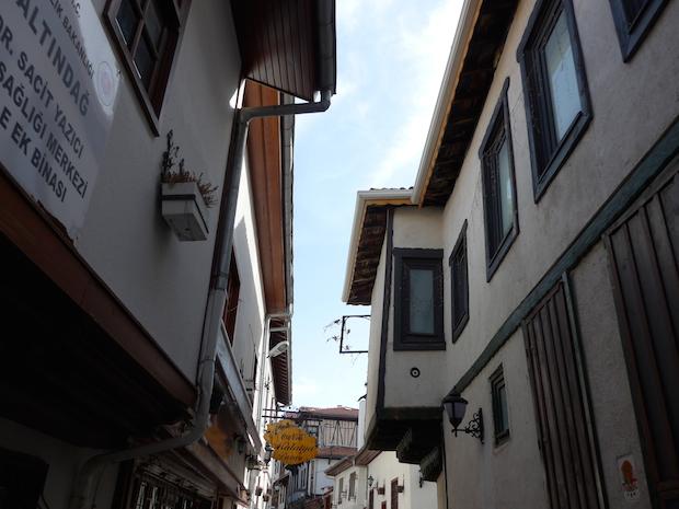 улочки Анкары