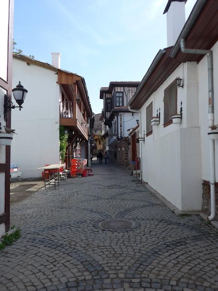 крепостной квартал Анкара