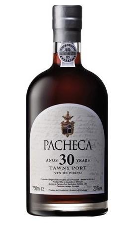 портвейн марки Pacheca