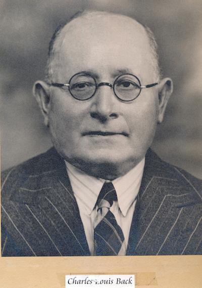 Чарльз Бек