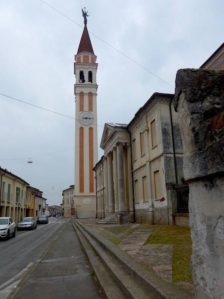 колокольня Сан Мартино ди Лупари
